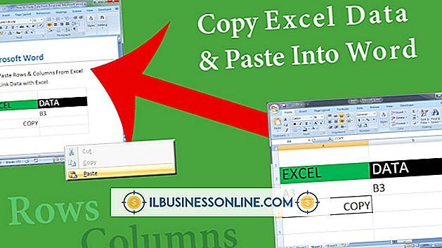 Categorie boekhouding en boekhouding: Hoe Microsoft Word te gebruiken om gegevens uit Excel te extraheren