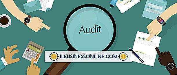 Typischer interner Auditplan für ein Ingenieurbüro