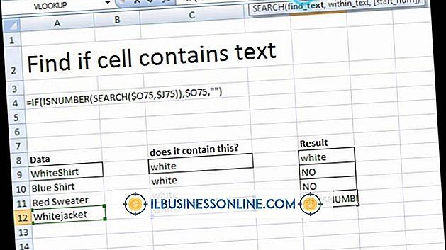 Sådan finder du celler med gennemtrængning i Excel