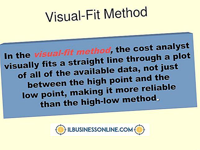 Visual-Fit Metode i Regnskab