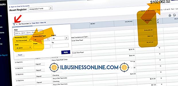Buchhaltung & Buchhaltung - Aufheben der Abstimmung in QuickBooks