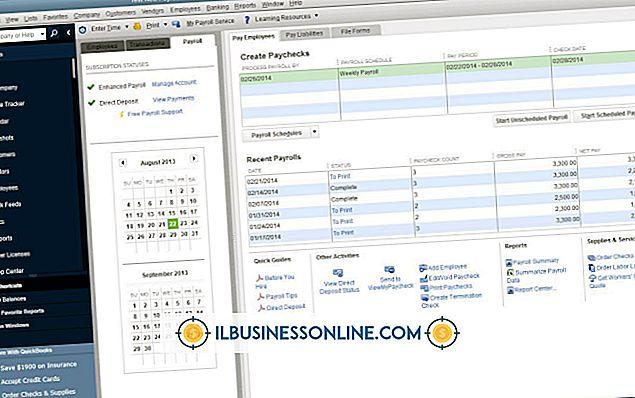 Buchhaltung & Buchhaltung - Deinstallieren von QuickBooks und Aufheben der Registrierung von Modulen