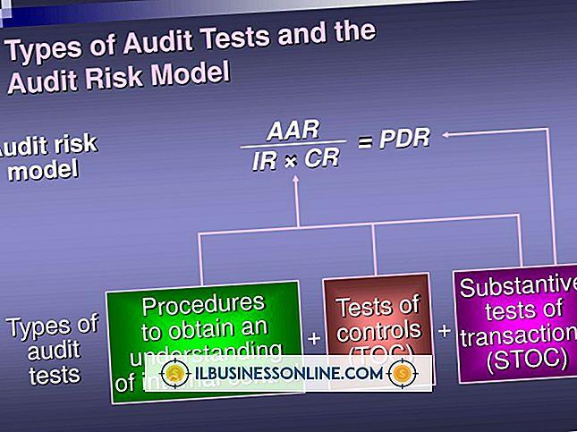 Arten von analytischen Verfahrensprüfungen