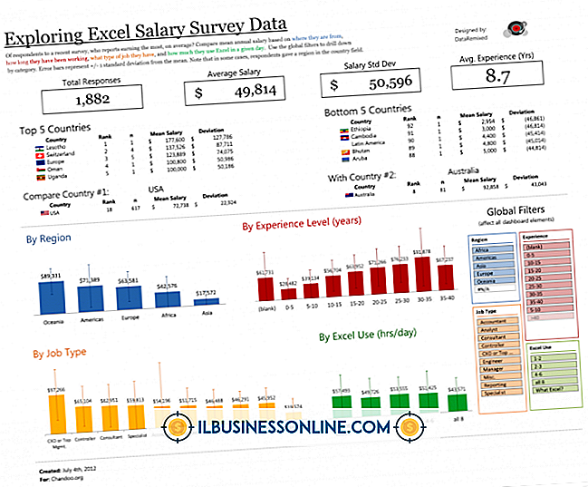 regnskap og bokføring - Hvordan skrive på to ark på en gang i Excel