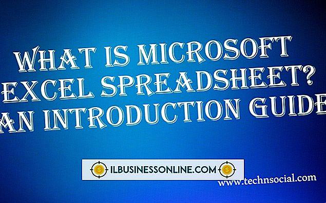 Was ist ein Excel-Arbeitsblatt?