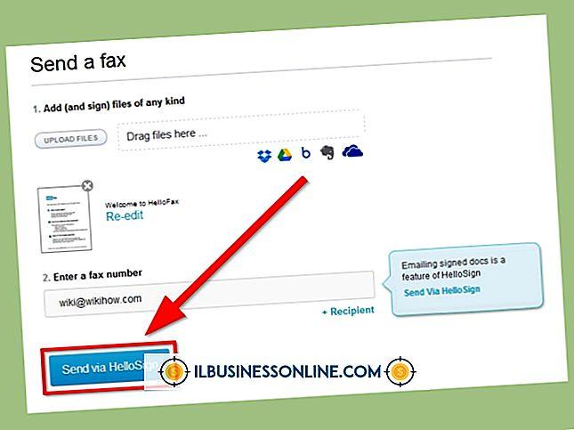 Cómo enviar un fax a una cuenta de Gmail
