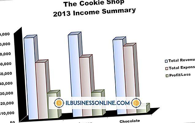 regnskap og bokføring - Hvordan lage en tosidig graf i Excel