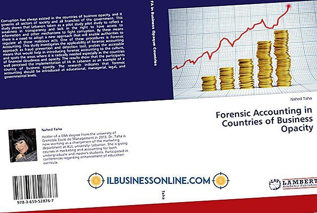Procedimientos de contabilidad forense