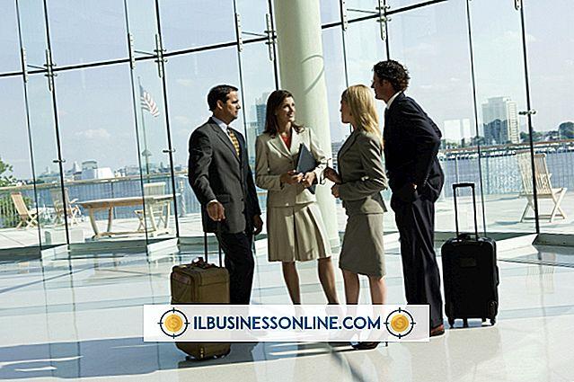 Gute Kriterien, die verwendet werden müssen, wenn Geschäftsreisekosten anfallen