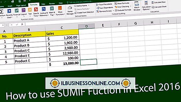 Bir Üründeki YG'yi Hesaplamak için Excel Nasıl Kullanılır