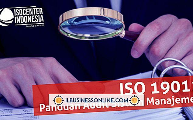 श्रेणी लेखा और बहीखाता: आईएसओ 19011 के दिशानिर्देश