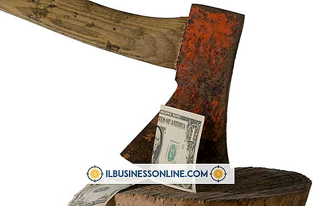 Hvad sker der, når et selskab skærer sine udbytter?