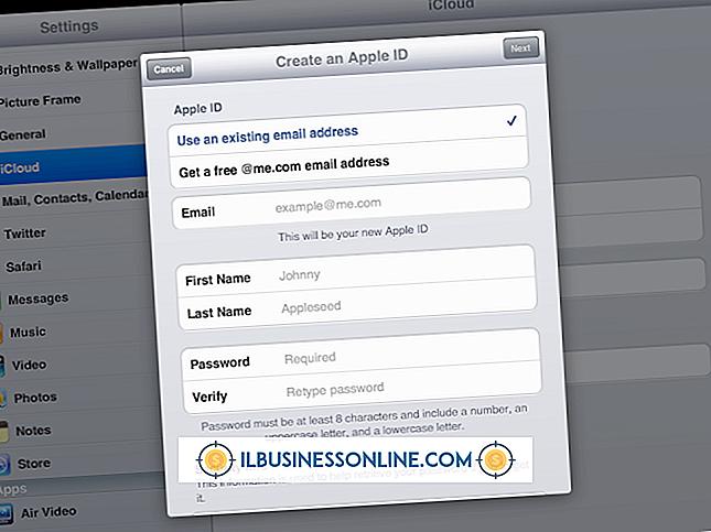 Sådan får du eksisterende e-mails fra en Mac til en iPad