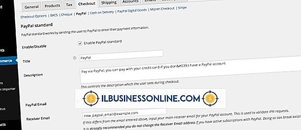 Kategorie Buchhaltung & Buchhaltung: So ändern Sie eine administrative PayPal-E-Mail-Adresse