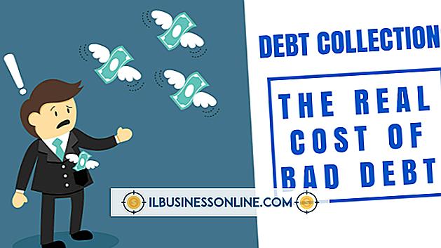 Bekostning av dårlig gjeld gjenoppretting