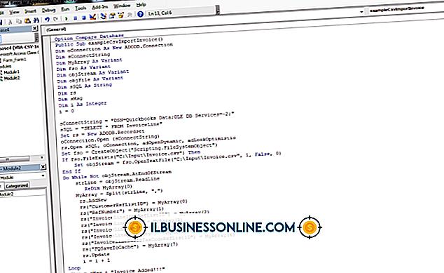 Chase Banking-transacties downloaden en importeren in QuickBooks