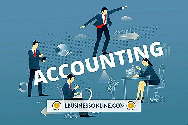 regnskap og bokføring - Typer av regnskapsfirmaer