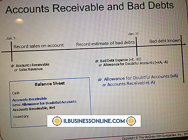 カテゴリ 会計および簿記: 貸借対照表手当の総勘定元帳エントリとは何ですか?