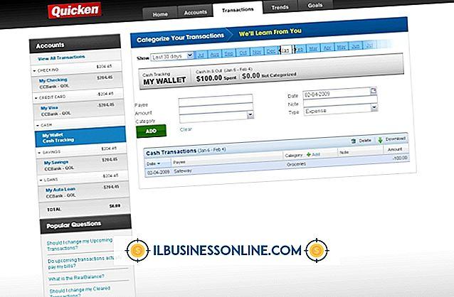 Categorie boekhouding en boekhouding: Hoe u eerdere transacties op Quicken kunt downloaden