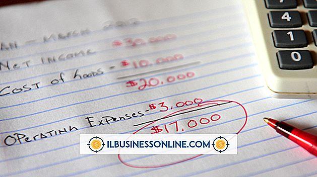 ホームビジネスの販売のためのビジネスコストと経費を計算する方法
