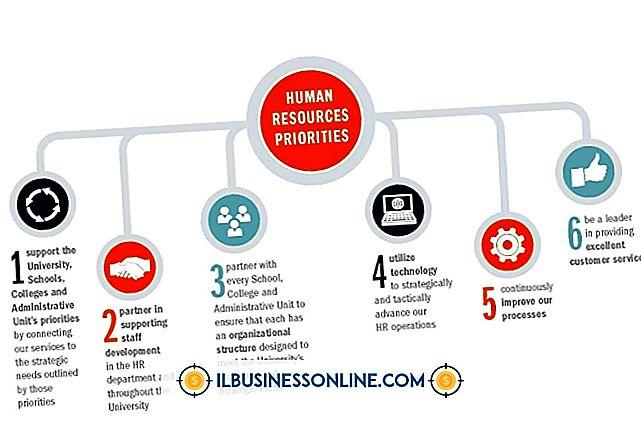 Lista de verificación del plan de transición de la compañía de recursos humanos