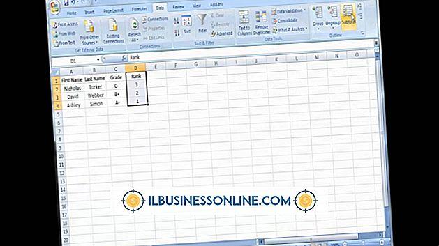 Kategorie Buchhaltung & Buchhaltung: Erweitern von Gruppen in einem geschützten Arbeitsblatt in Excel 2007