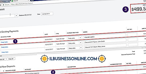 Kategori bogføring og bogføring: Sådan løses en ukorrekt optaget bankoverførsel i Quickbooks