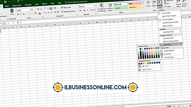 Kategorie Buchhaltung & Buchhaltung: So füllen Sie Farben in einer Liste in Excel aus