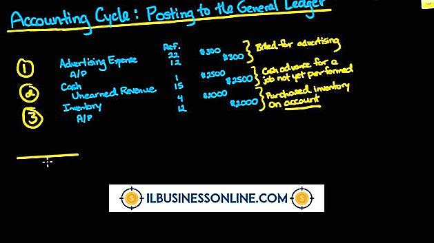 Kategorie Buchhaltung & Buchhaltung: Was sind Hauptbuchkonten?