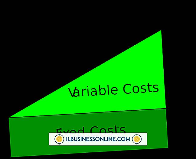 Cómo estimar los costos variables