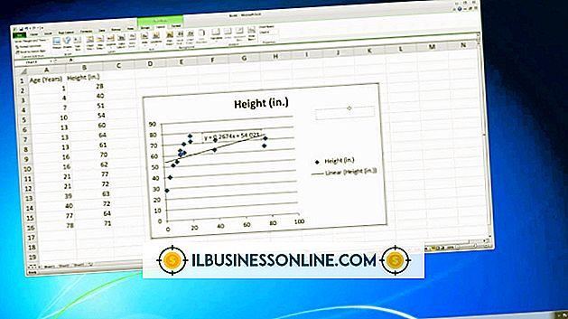 Markieren von zwei Zeilen in Excel