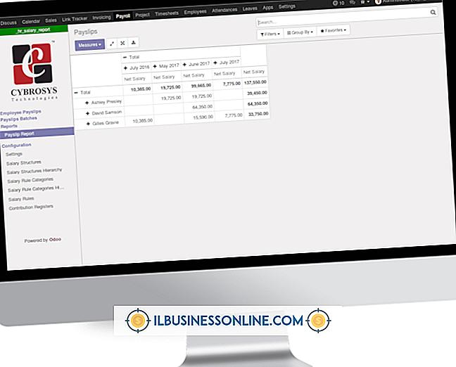 Kategori bogføring og bogføring: Typer af kvartalsvise lønningsrapporter