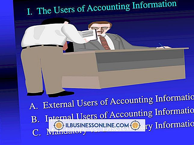Penggunaan Umum Informasi Akuntansi