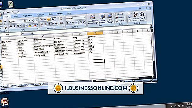 Kategorie Buchhaltung & Buchhaltung: E-Mail-Zusammenführung aus Excel