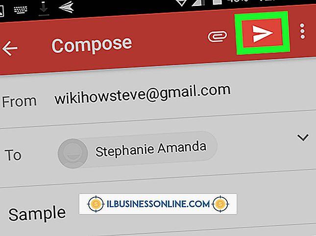 Cómo escribir a un grupo en el correo electrónico de Android