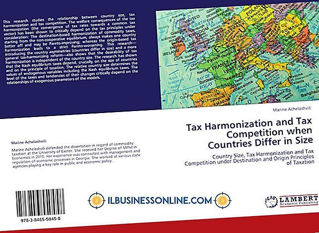 Die Nachteile der Harmonisierung der Rechnungslegungsstandards