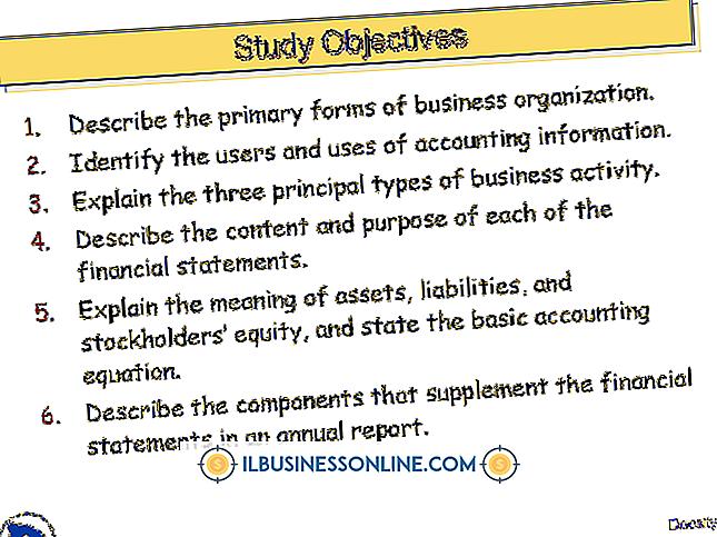 Welche Arten von Rechnungslegungsberichten stimmen mit GAAP überein?
