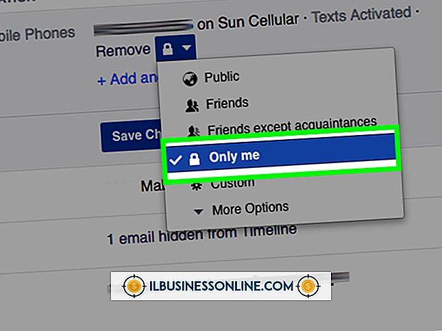फेसबुक पर ई-मेल कैसे छिपाएं