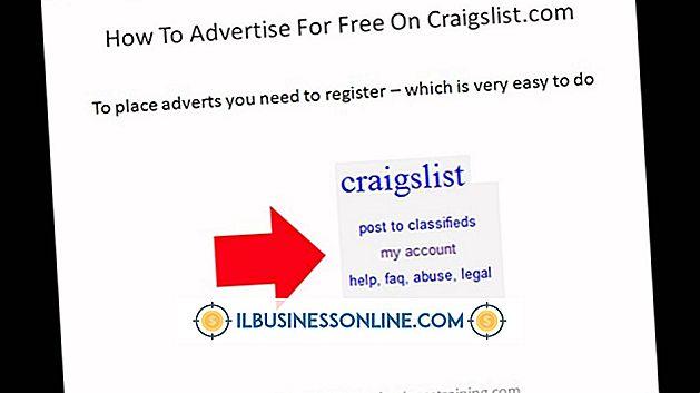 Kategorie Buchhaltung & Buchhaltung: Was Sie auf Craigslist beachten sollten
