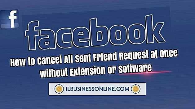 Cancelando las recomendaciones de amigos en Facebook