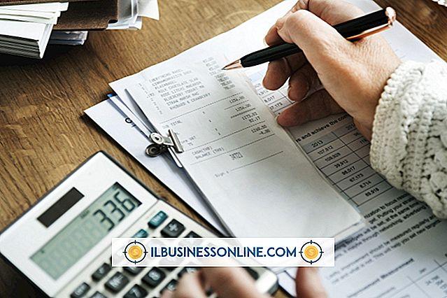regnskap og bokføring - Typer av kontoer som brukes til Small Business Accounting