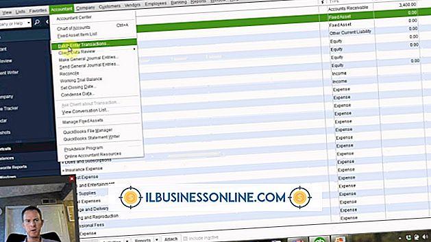 Cara Memperbaiki Entri Biaya yang Dibuat dalam QuickBooks