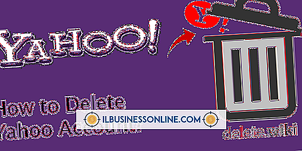 Kategorie Buchhaltung & Buchhaltung: So kündigen Sie ein Yahoo-Hosting-Konto