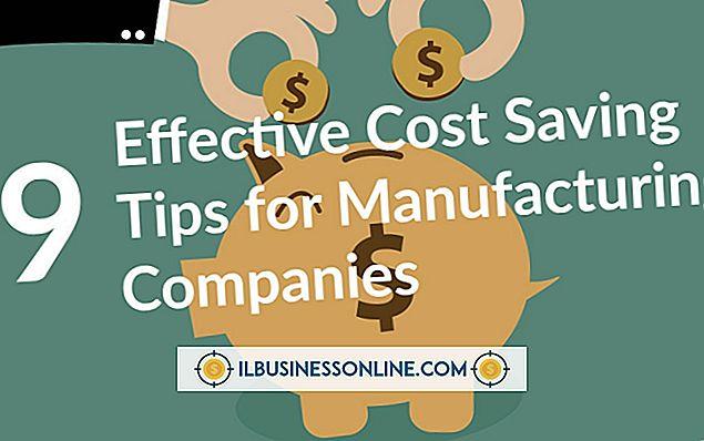 Hvordan man kan fremme cost saving teknikker i erhvervslivet