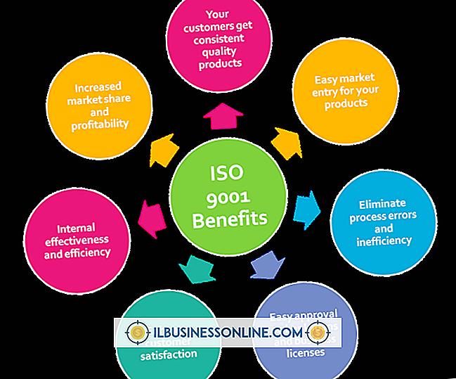 Kategori regnskap og bokføring: Ulike ISO-standarder