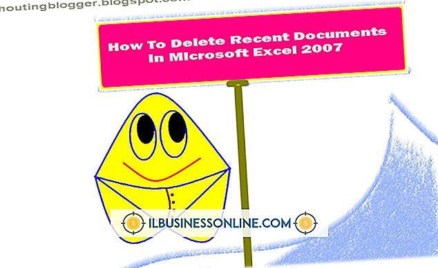 Buchhaltung & Buchhaltung - Deinstallieren eines Excel 2007-Add-Ins