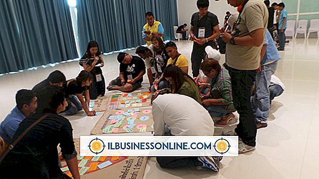Kategori reklame og markedsføring: Øvelser for å fremme teamarbeid