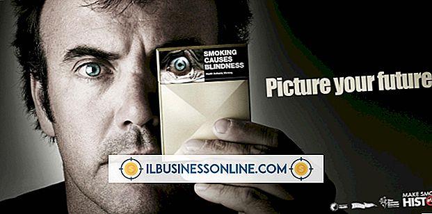 Eksempler på reklameblindhed