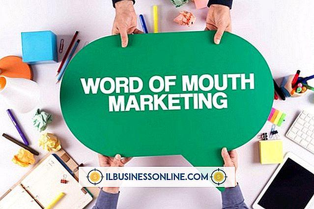 वर्ड-ऑफ-माउथ विज्ञापन क्या है?