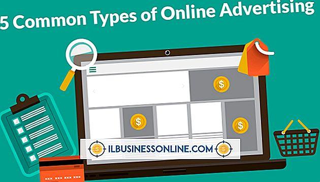 reklame og markedsføring - Typer og effektivitet av annonsering på nettet